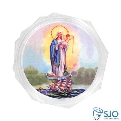 Embalagem de Nossa Senhora dos Navegantes | SJO Artigos Religiosos