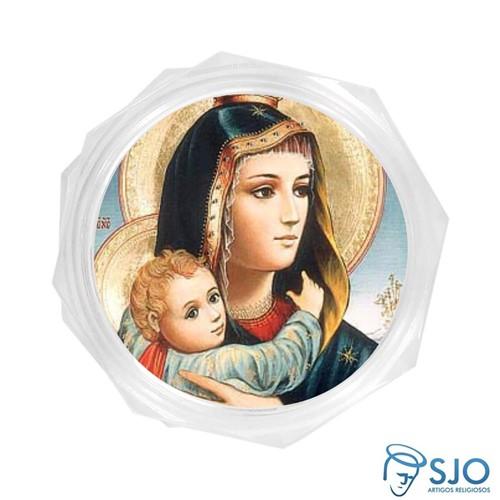 Embalagem Italiana Nossa Senhora da Abadia | SJO Artigos Religiosos