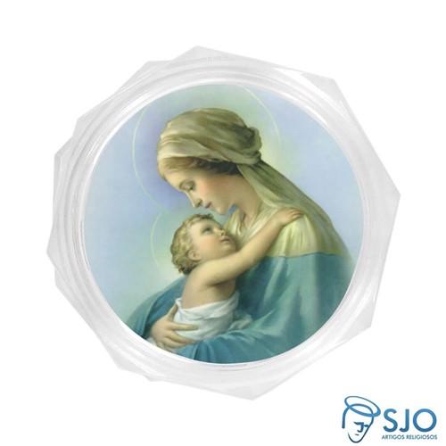 Embalagem Italiana Nossa Senhora do Abraço | SJO Artigos Religiosos