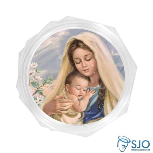 Embalagem Italiana Nossa Senhora do Amparo | SJO Artigos Religiosos