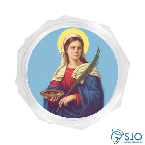 Embalagem Italiana Santa Luzia | SJO Artigos Religiosos