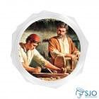 Embalagem Italiana São José do Operário - Mod. 1 | SJO Artigos Religiosos