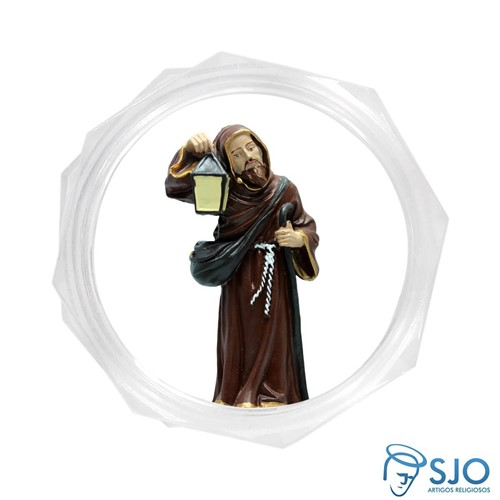 Embalagem Italiana São Longuinho | SJO Artigos Religiosos