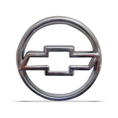 Emblema Chevrolet da Tampa do Porta Malas Kadett Ipanema 96 a 98 Vectra 97 a 05 Corsa Sedan 96 a 05