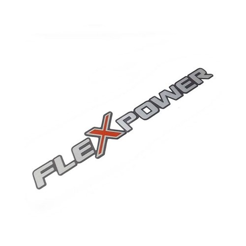 Emblema FleXpower Agile 2009 a 2014