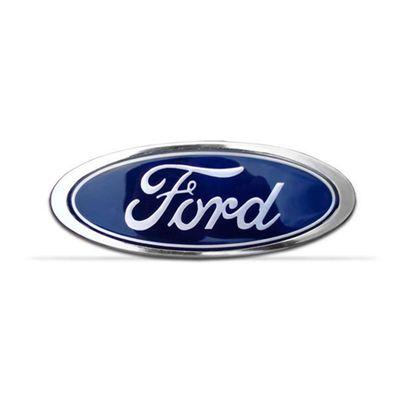 Emblema Ford Ecosport 2003 a 2012 - Azul