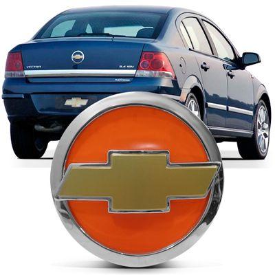 Emblema Gm da Tampa do Porta Malas Vectra 2006 a 2011