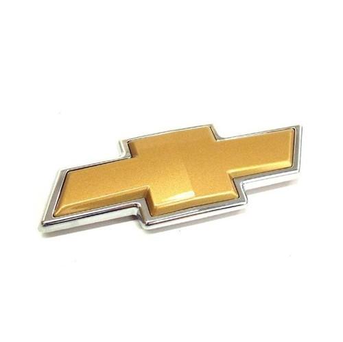 Emblema Gravata Dourada da Tampa Traseira 94754842 Corsa Classic