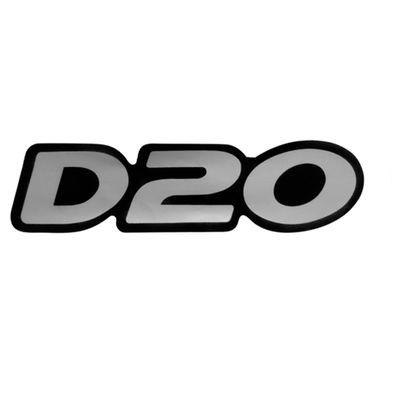 Emblema Letreiro Adesivo D20 - 20x5 Cm