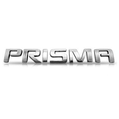 Emblema Letreiro Cromado Prisma 2006 a 2012