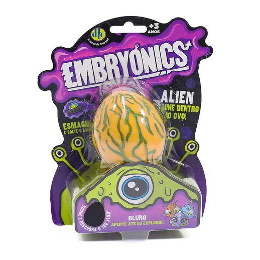 Embryonics Alien com Slime Blurg - DTC