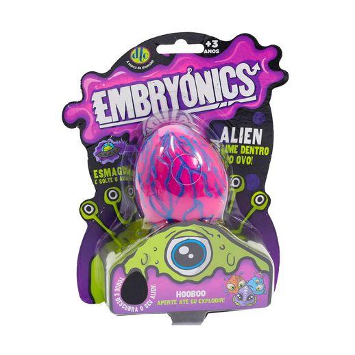 Embryonics Alien com Slime Hooboo - DTC