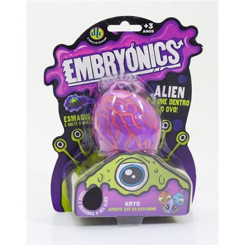 Embryonics - Alien com Slime - Kryo - Dtc - DTC