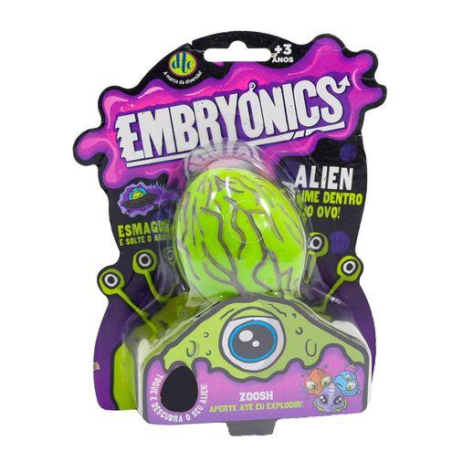 Embryonics Alien com Slime Zoosh - DTC