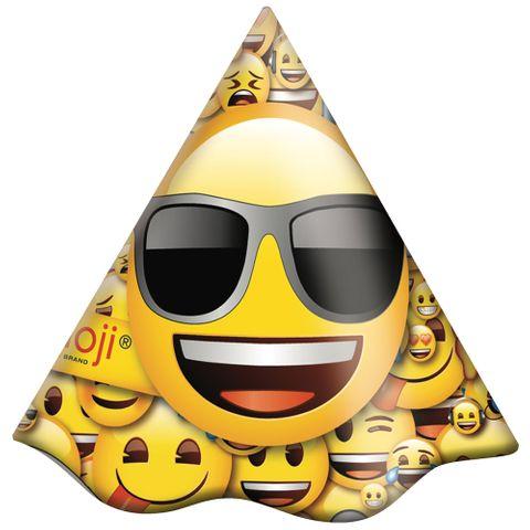 Emoji Chapéu C/8 - Festcolor