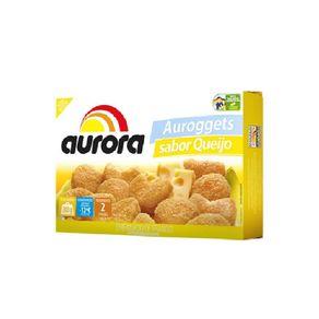 Empanado Auroggets Sabor Queijo Aurora 300g