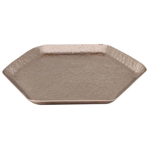 Empatic Copper Centro de Mesa 35 Cm Cobre