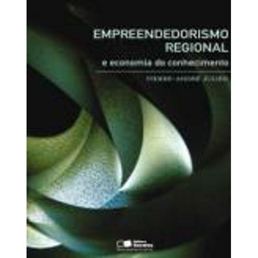 Empreendedorismo Regional e Economia do Conhecimento - Saraiva