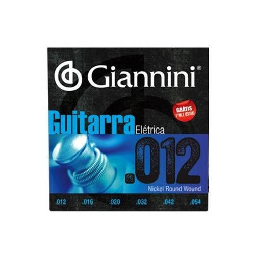 Enc Guitarra Giannini 012 Geegst 12