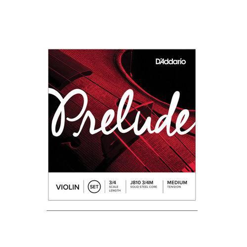 Enc Violino D Addario J810 Prelude 3/4
