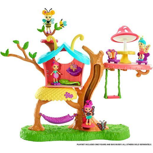 Enchantimals Casa na Árvore - Mattel