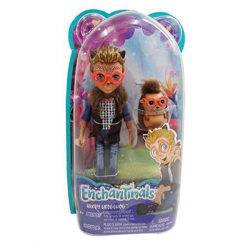 Enchantimals - Hixby Hedgehog & Pointer - Mattel FNH22/FJJ22