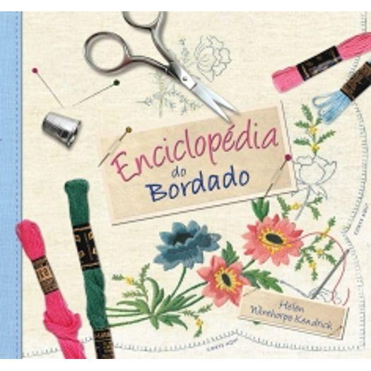 Enciclopedia do Bordado - Ambientes e Costumes