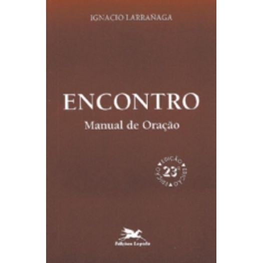 Encontro Manual de Oracao - Loyola