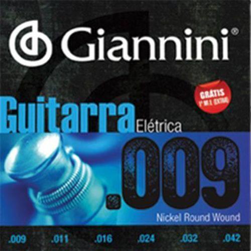 Encord Guitarra Super Leve Geegst9 Giannini