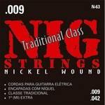 Encordamento para Guitarra 0.09 N63 Nig