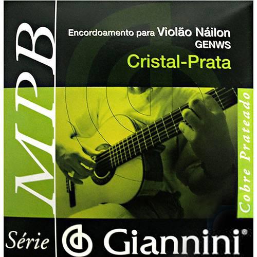 Encordoamento em Nylon para Violão GENWS - Giannini