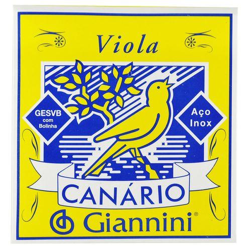 Encordoamento Inox Viola com Bolinha - Giannini
