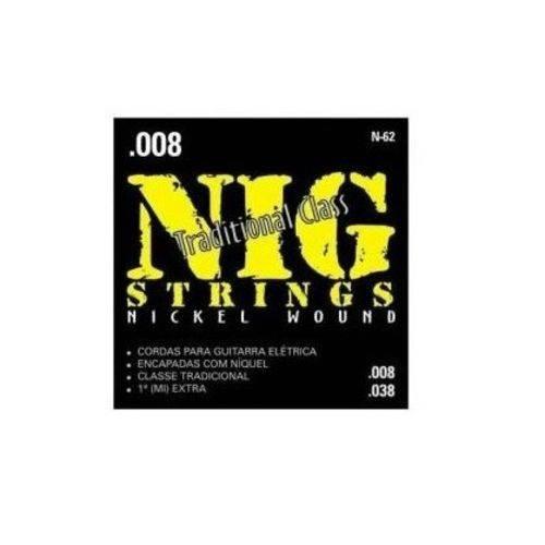 Encordoamento Nig Guitarra 008 N62