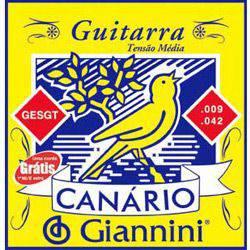Encordoamento P/ Guitarra GESGT - Giannini