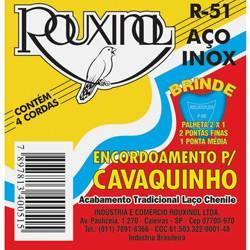 Encordoamento para Cavaquinho Elétrico e Acústico - Rouxinol