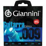 Encordoamento para Guitarra 0.09 Geegsth9 Giannini