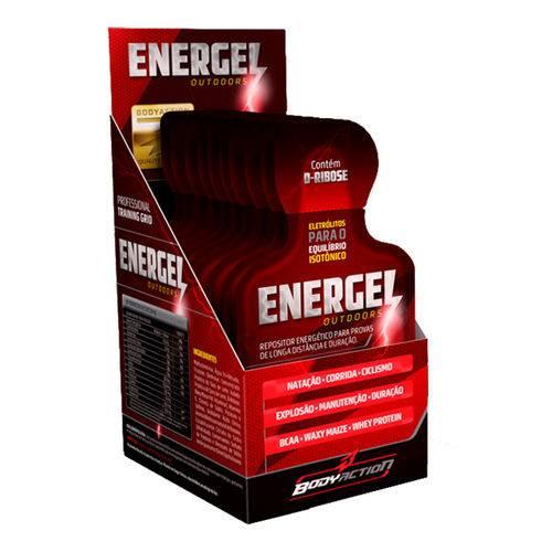 Energel (10 Saches) - Bodyaction- Guaraná com Açaí