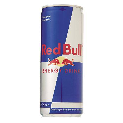 Energético Red Bull Drink 473ml