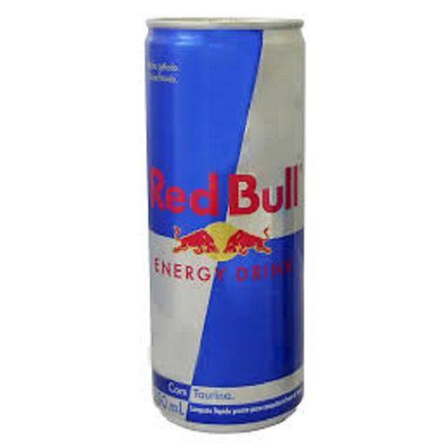 Energético Red Bull Lata 250ml com 24 Unidades