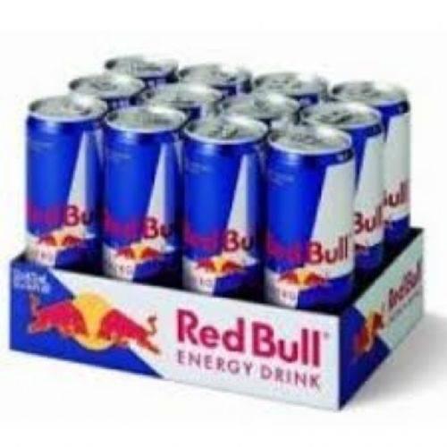 Energético Red Bull - Pack com 12 Unidades