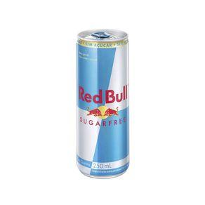 Energético Sugar Free Red Bull 250mL
