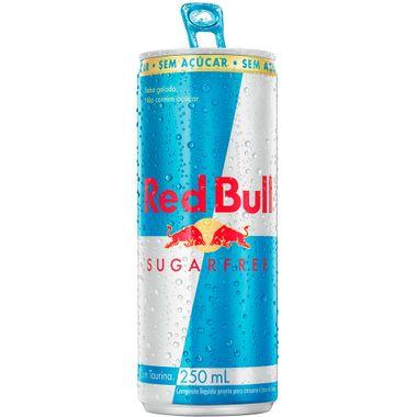 Energético Sugarfree Red Bull 250ml