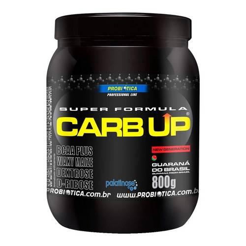 Energéticos Carb-Up Super Fórmula - Probiótica - 800g