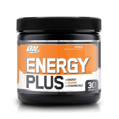 Energy Plus 150g Laranja (Orange) Optimum Nutrition