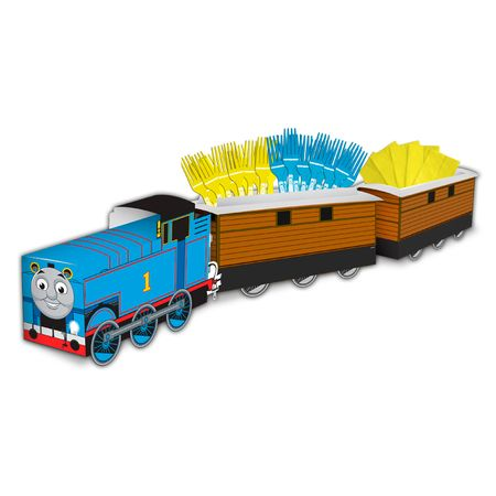 Enfeite de Mesa Locomotiva Thomas e Seus Amigos