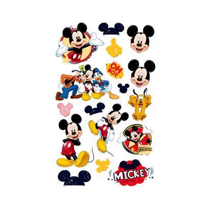 Enfeite Mini Personagens Mickey Mouse 17un Disney Regina