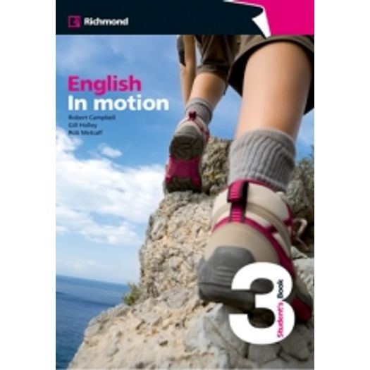 English In Motion Student Book 3 - Richmond