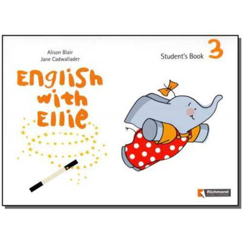 English With Ellie 3 Students Book