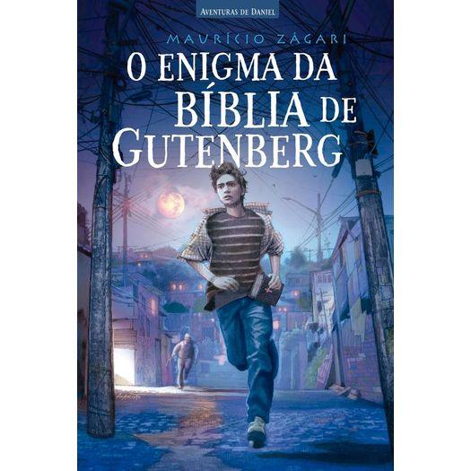 Enigma da Biblia de Gutenberg,O - Mundo Cristao