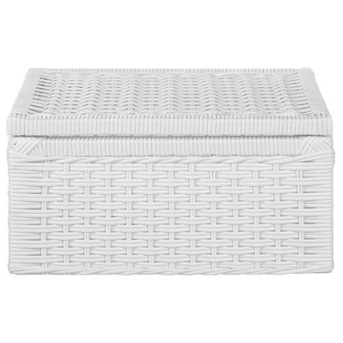 Enredo Caixa 40 Cm X 30 Cm X 20 Cm Branco